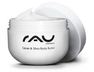 crema corporal rau manteca karite que puedes comprar en Internet