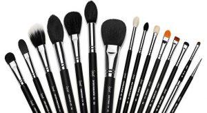 Lista de kit de brochas de maquillaje baratas para comprar on-line