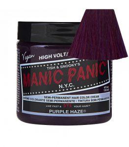 Lista de tinte de pelo violeta para comprar en Internet