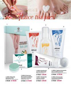crema de pies con urea beclay disponibles para comprar online