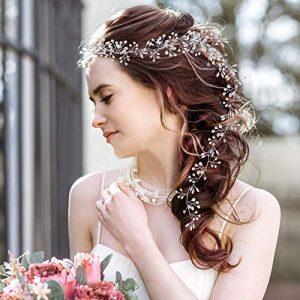 El mejor listado de adornos florales pelo para comprar on-line