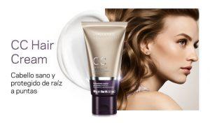 Catálogo para comprar por Internet cc cream para el pelo