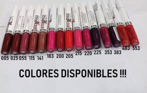 Lista de Pintalabios Maybelline Superstay 24 horas color para comprar online – El TOP 30