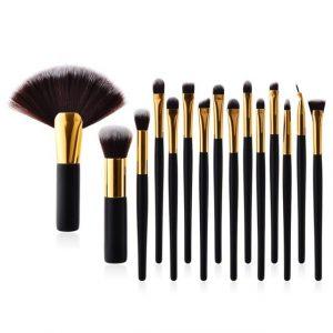 Catálogo de brochas maquillaje piezas sombra delineador para comprar online – Los favoritos