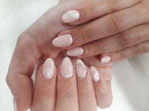 Lista de manicura francesa uñas cortas para comprar online