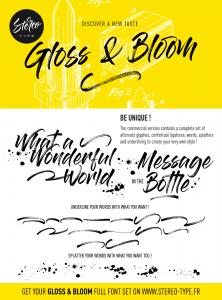 Listado de Gloss Bloom para comprar online