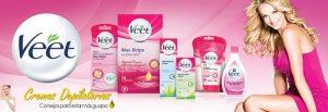 Catálogo para comprar online crema depilatoria veet partes intimas