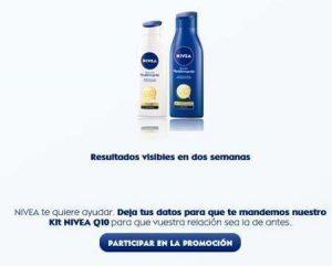 Catálogo de crema nivea q10 reafirmante para comprar online – Los mejores