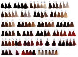 carta de colores tinte pelo que puedes comprar online – Los más vendidos