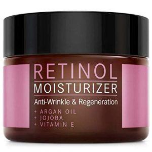 crema hidratante anti edad retinol para disponibles para comprar online – Los más solicitados