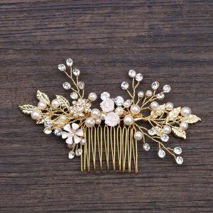 La mejor recopilación de peinetas para el pelo de fiesta para comprar On-line