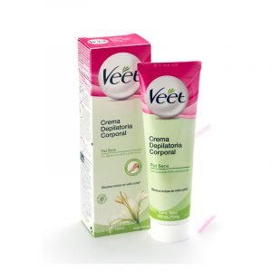 Catálogo para comprar online veet crema depilatoria corporal