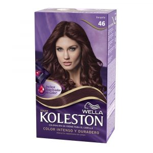 Selección de tinte de cabello koleston para comprar en Internet