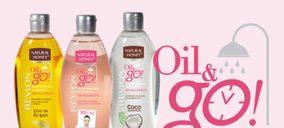 Catálogo para comprar On-line aceite corporal & go