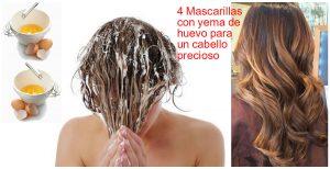 mascarillas para el cabello con huevo que puedes comprar por Internet