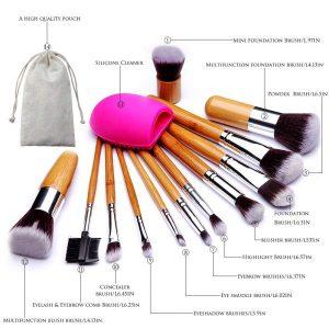 kit de brochas para maquillaje colombia que puedes comprar en Internet