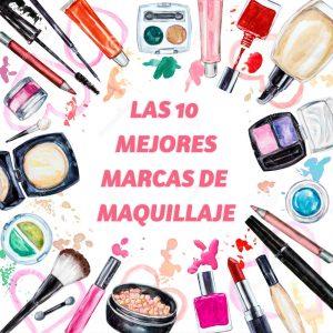Recopilación de marcas de maquillajes para comprar en Internet – Los favoritos