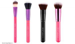 brochas maquillaje polvos maquillaje GLOS que puedes comprar On-line