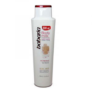 body milk reafirmante babaria disponibles para comprar online