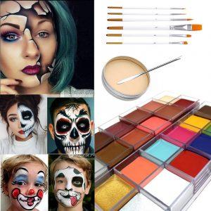 La mejor recopilación de kit maquillaje heridas para comprar en Internet