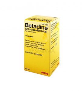 Recopilación de betadine champu para comprar on-line