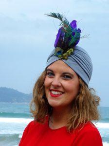 La mejor recopilación de turbantes con pelo corto para comprar en Internet