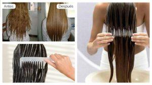 Catálogo para comprar on-line mascarillas para alisar el cabello naturalmente