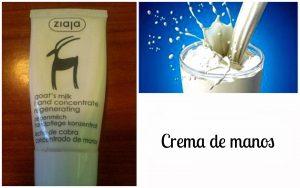 Ya puedes comprar online los crema de manos leche de cabra