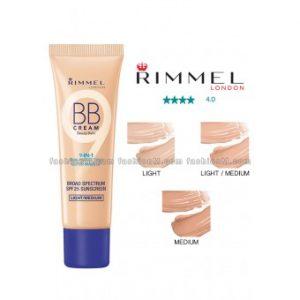 Catálogo para comprar por Internet bb cream rimmel