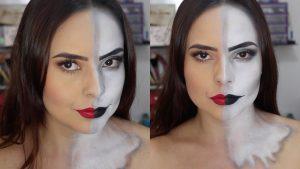 Opiniones y reviews de base de maquillaje Halloween blanco para comprar por Internet