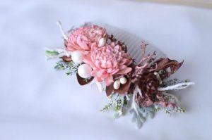 Ya puedes comprar los flores secas para el pelo – Los favoritos