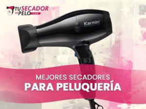 Opiniones de secadores de pelo de uso profesional para comprar por Internet