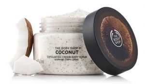 Recopilación de exfoliante corporal the body shop para comprar