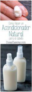 Selección de acondicionador natural para el cabello receta para comprar online – Los Treinta más solicitado