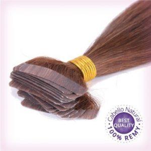 extensiones de pelo natural adhesivas disponibles para comprar online