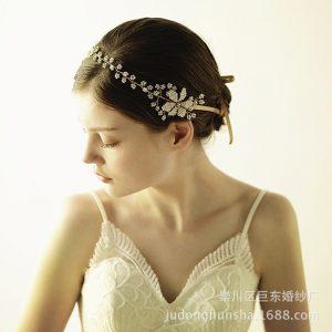 Selección de coronas para el pelo de novias para comprar en Internet