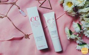 La mejor recopilación de cc cream korean para comprar online
