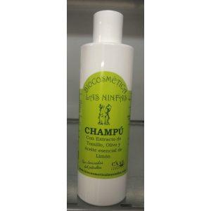 Catálogo para comprar champu ecologico