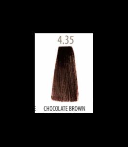 Selección de tinte chocolate rojizo para comprar on-line