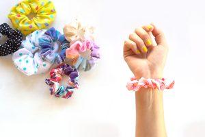 Recopilación de gomas de pelo de tela para comprar en Internet – Los Treinta preferidos