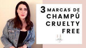 La mejor selección de champu cruelty free para comprar por Internet