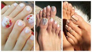 Ya puedes comprar por Internet los nuevos diseños para uñas de pies