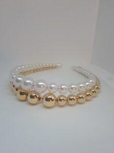 Recopilación de diadema perlas para comprar Online – El Top Treinta