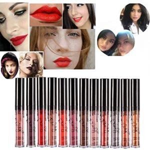 Recopilación de Pintalabios Permanente Pintalabios Mate BaLsamo Labios Impermeable Maquillaje para comprar Online – Los Treinta favoritos