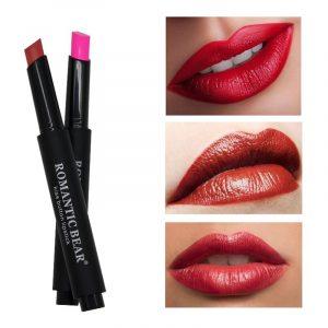Recopilación de Pintalabios herramientas impermeable Maquillaje maquillaje para comprar – Los mejores
