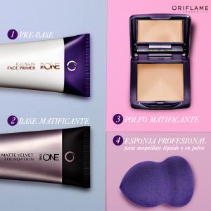 Ya puedes comprar online los Base de maquillaje Pro matificante