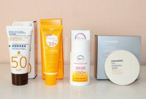 Lista de mejor crema solar cara para comprar