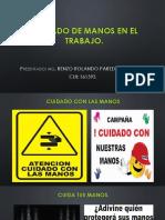 Catálogo de cuidado de las manos pdf para comprar online