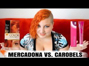 Ya puedes comprar los tinte pelo naranja