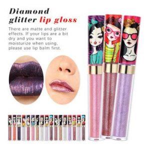 Listado de Pintalabios impermeable maquillaje brillante colores para comprar en Internet – Los Treinta favoritos